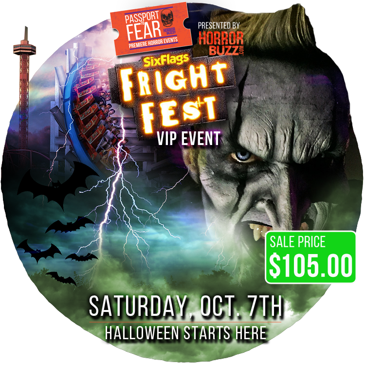 Fright Fest Tickets