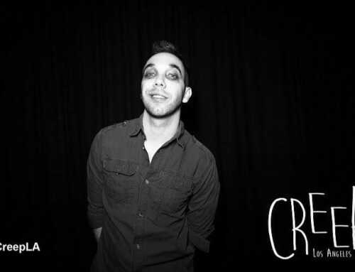 INTERVIEW: Daniel Montgomery Talks About Being A Creep