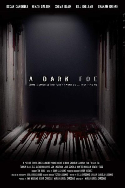 A Dark Foe movie poster
