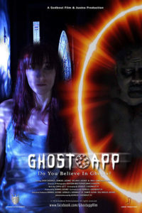 ghost app poster