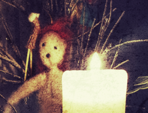 REVIEW: Keep The Candle Burning Is Immersive Audio Filled With Spooky Stuff