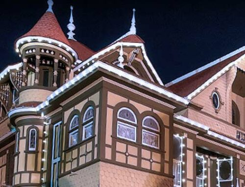 Winchester Mystery House Holiday Tour Announced