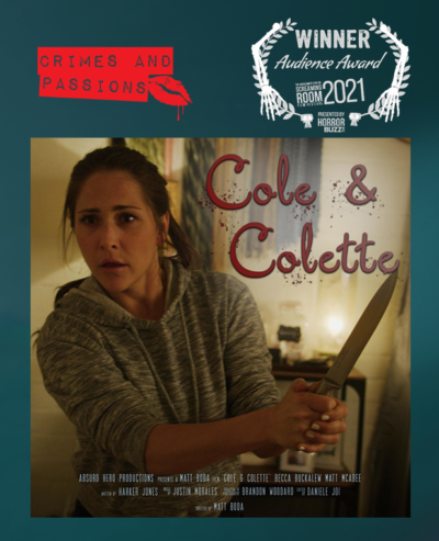 Crimes and Passions Audience Winner: COLE & COLETTE
