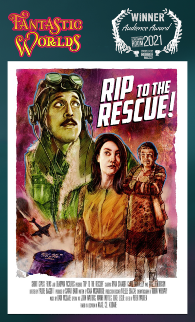 Fantastic Worlds Audience Award Winner: RIP TO THE RESCUE!