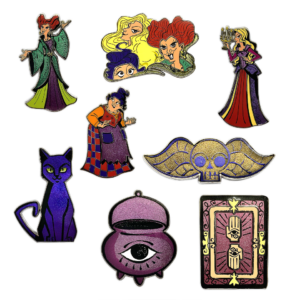 Hocus Pocus Mystery Pin Blind Pack